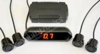 Парктроник Multitronics PT-4TC серебряный купить в Авторанер
